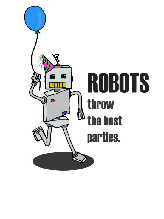 ROBOT PARTY 2